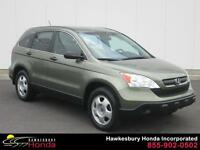 Honda CR-V LX AWD 2009 ONE OWNER VERY CLEAN