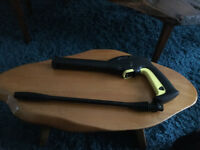 Genuine karcher spares, brand new trigger gun and lance