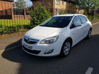 VAUXHALL ASTRA J 1.3 CDTI ECOFLEX START/STOP 2011 DIESEL 5 DOOR FULL HISTORY MOT NOV £20 YEAR TAX!