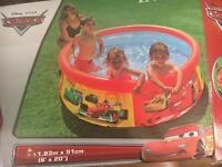 Disney Cars paddling pool