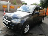 07 SUZUKI GRAND VITARA 1.9 DDIS LONG MOT 07/2017 F.S.H MAIN DEALER TO 86K LOW 99K PX SWAPS