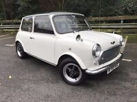 1994 MARCOS MINI COOPER S VERY RARE 1 OF 100 36000 MILES RUST FREE RECENT IMPORT