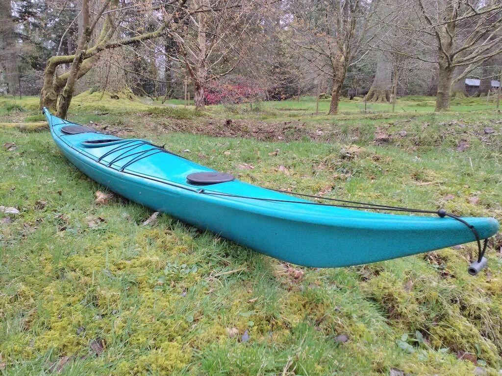Sea kayak - Plastic Valley Skerray great condition