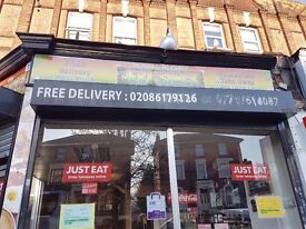 A3 Cafe Takeaway 4 years lease for sale with renewable as long as you want