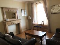 Fully furnished first floor flat