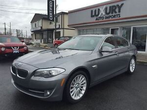 2011 BMW 5 Series 535i XDRIVE, NAVIGATION, ONLY 69k