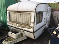 FREE, FREE, FREE CARAVAN REALLY OLD BEEN STOOD FOR YEARS