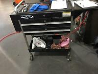Blue point tool cart / trolley