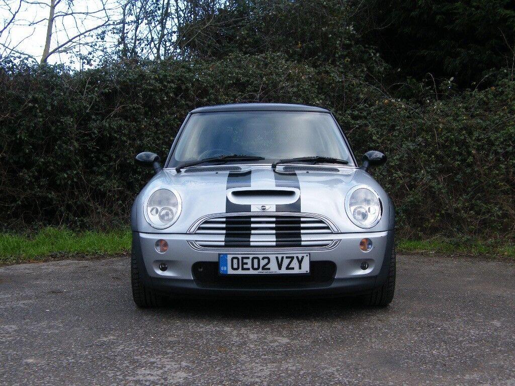 2002 Mini Cooper S - Supercharged R53, FSH, Manual, MOT to 12/2019, got2go  bargain!   in Marston, Oxfordshire   Gumtree