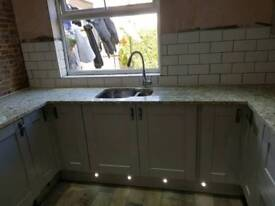 Kitchens supplied and fitted from £2395