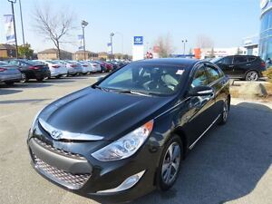 2011 Hyundai Sonata Hybrid Limited, Hybrid, GPS, Leather...