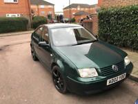 VW Bora 1.9 TDI MOT until 29 September