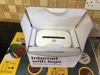 Wifi mobile router 3G network pay as you go