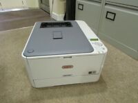 Oki printer c511 used once £200 new selling for 100