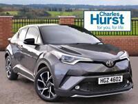 Toyota CHR DYNAMIC (grey) 2017-09-18