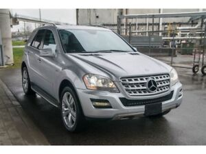 2011 Mercedes-Benz M-Class ML350 4Matic BlueTec Diesel Only 115,