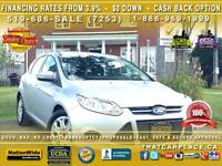 2013 Ford Focus SE-$47/Wk-Bluetooth-Satellite Radio
