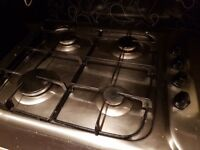 Hotpoint Quality Integrated 4 burner Gas Hob - Bargain Price