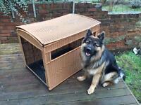 Extra large dog cage training crate