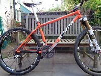 Cotic Soul mountain bike, loaded with top spec in beautiful condition at bargain price