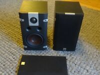 Speakers - Dali Lektor 2 with QED XT 40 cable
