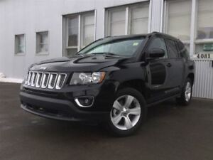 2016 Jeep Compass High Altitude,  4X4, BACKUP CAM, LEATHER, SUNR