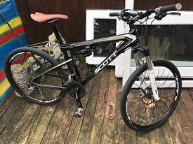 Scott spark bicycle £375