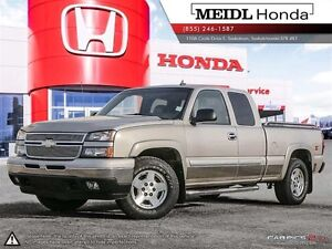 Chevrolet Silverado 1500 Classic LT Leather Ext. Cab 2007