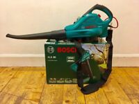 Bosch Electric Leaf Blower and Vacuum