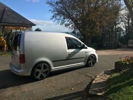 "2016 66 Volkswagen Caddy 2.0 TDi ""R"" Edition"