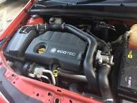 Vauxhall Astra h mk5 1.7 Z17dth Cdti engine