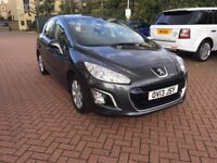 Peugeot 308 Hatchback 2013 1.6 HDi FAP Active 5dr (Nav) - GREAT CONDITION