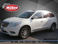 2013 Buick Enclave CXL AWD - Leather, Sunroof, NAV, Driver Alert