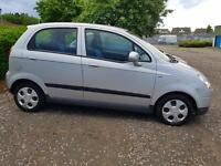 CHEVROLET MATIZ 1.0 SE+ 5dr Very Low Miles A Nice Clean Car (silver) 2009