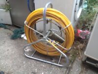 Cobra for rodding drains and other ducts