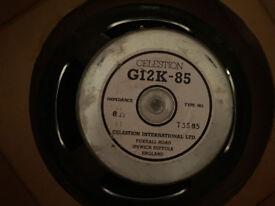 Celestion GK12K-85 Speaker