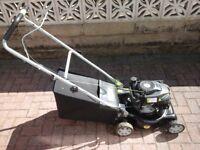 Yard King Petrol Lawnmower 16 inch balde... SERVICED