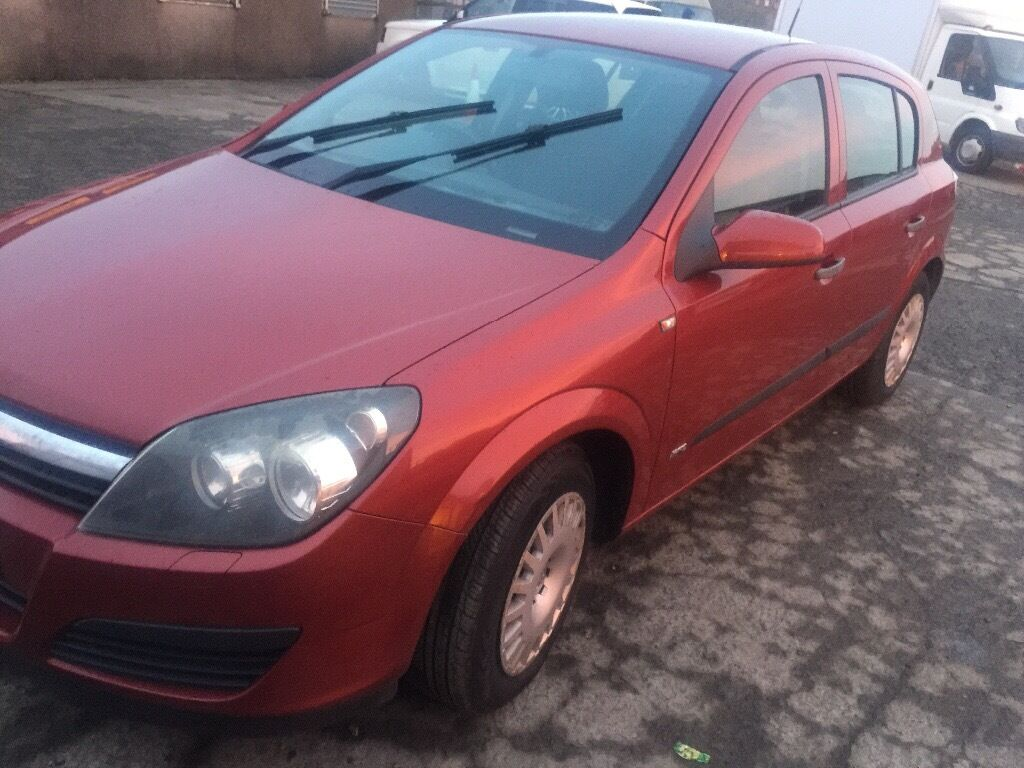 VAUXHALL ASTRA 2006 1.3 DIESEL FULL YEAR MOT EXCELLENT CONDITION