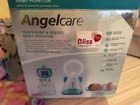 Angelcare sound baby monitor