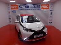 Toyota Aygo VVT-I X-PRESSION(£0.00 ROAD TAX) (FREE MOT'S AS LONG AS YOU OWN THE CAR!!!) 2015