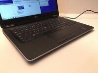 "Dell E7440 14"" Ultrabook Laptop Full HD IPS, Intel, i5-4300U 4th Gen, 8GB RAM, 128GB SSD, Win 7 Pro"