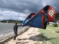 Kitesurfing kite - Liquid Force Havoc, 10m with or without bar