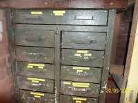 Storage Cabinet for work tools etc