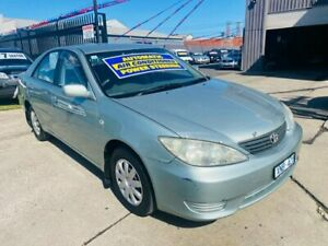 2005 Toyota Camry ACV36R Upgrade Altise Mint Green 4 Speed Automatic Sedan Brooklyn Brimbank Area Preview