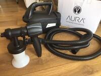 Wagner Aura Click n Tan Spray tanning Machine