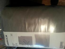 brand new ikea bedding set and sheet
