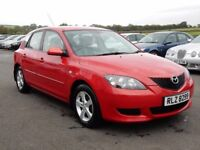 2006 mazda 3 1.6 diesel with only 45000 miles, motd may 2018 ALL CARDS WELCOME