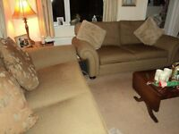 Quality John Lewis 4 seater and 3 seater luxury sofas.....clean, full bodied and very comfortable