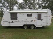 Traveller Penthouse 21ft Caravan in excellent condition Caboolture Caboolture Area Preview