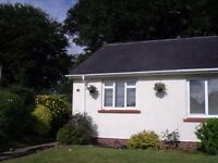1 Bedroom Semi-Detached Bungalow fully furnished in Crosshill, Near Maybole.